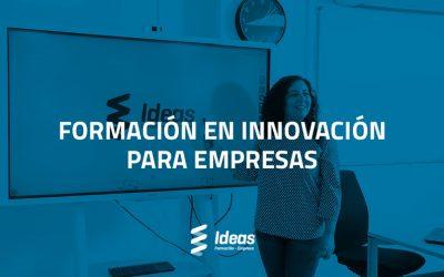 Formación en Innovación para Empresas