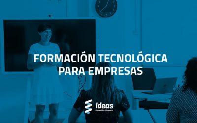 Formación Tecnológica para Empresas