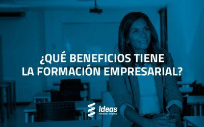 ¿Qué beneficios tiene la Formación Empresarial?